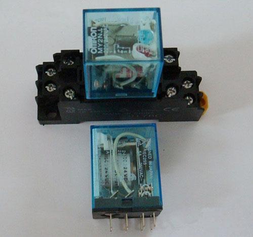 欧姆龙继电器接线图详细介绍及注意事项